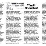 Bartu Soral Ozlem Yuzak Cumhuriyet Gazetesi