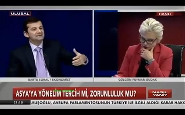 Nasıl Yani Programı, Gülgün Feyman. 25 Kasım 2016 Cuma