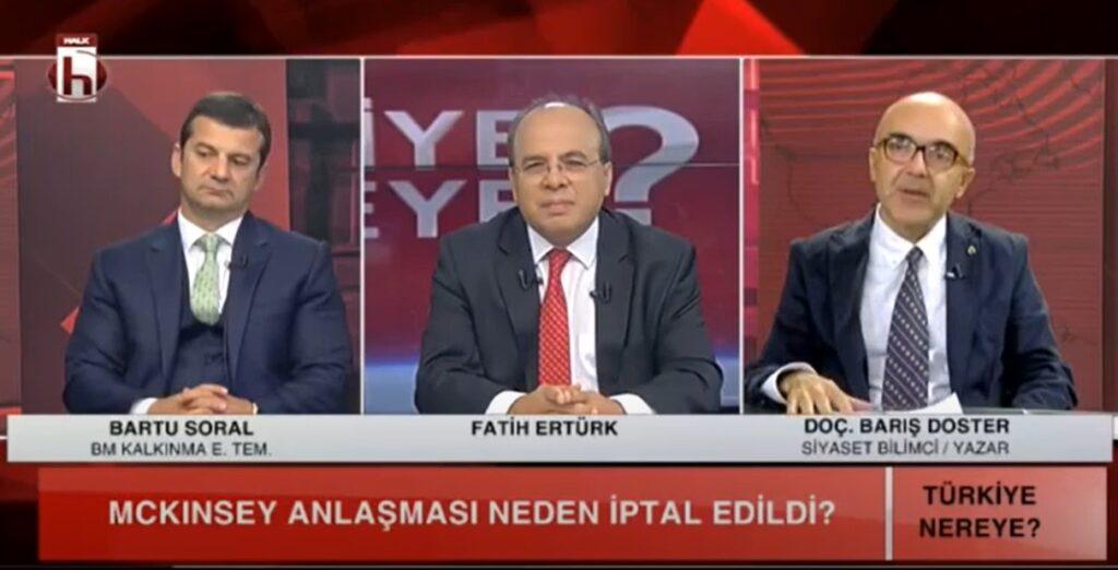 Türkiye Nereye / Bartu Soral – Haluk Pekşen, HalkTV